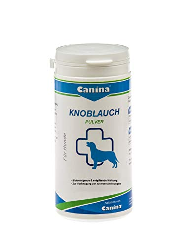 Canina Knoblauch Pulver, 1er Pack (1 x 225 g)