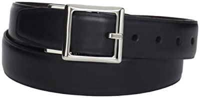 Dockers Men's Big Boys' Reversible To Brown Belt,Black,X-Small/19-21 inches