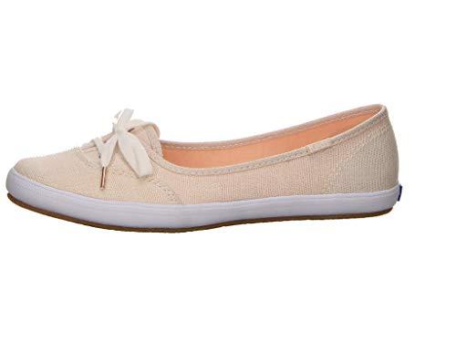 Keds Damen Ballerina Teacup Lurex Slipper rosa Gr. 39