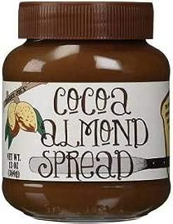 Trader Joe's Cocoa Almond Spread 13 oz (Case of 6)