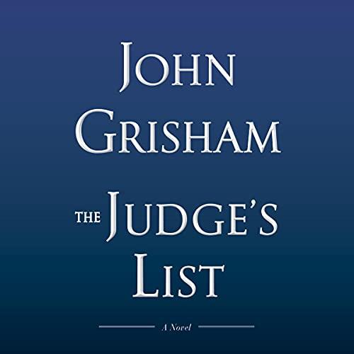 The Judge's List Audiobook By John Grisham cover art