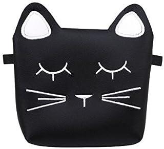 Coloranimal Petit sac /à bandouli/ère tendance en 3D avec motif animal chien et chat pour femme