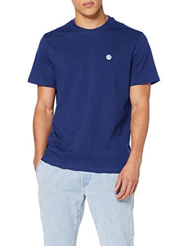 Element Crail T-Shirts, Chemises et Polos Homme, Blue Depths, FR (Taille Fabricant : XL)
