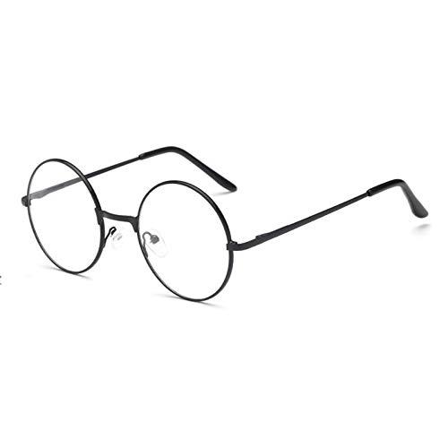 Smithers - Gafas de cristal transparente con montura fina (50 mm), diseo de Los Simpsons, color negro