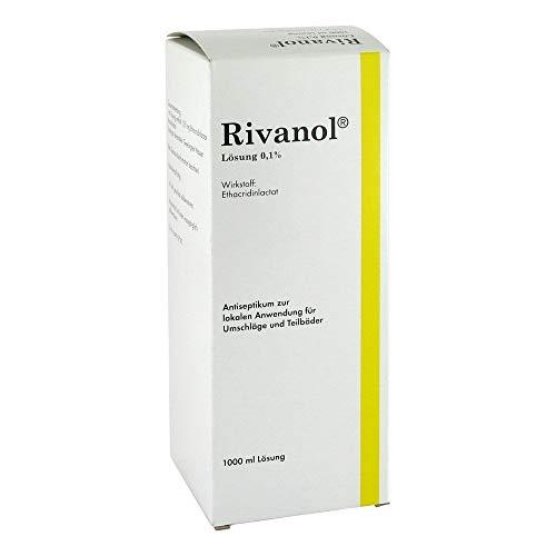 RIVANOL Lösung 0,1% 1000 ml