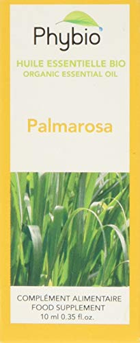 Phybio Palmarosa Essential Oil, 10 ml