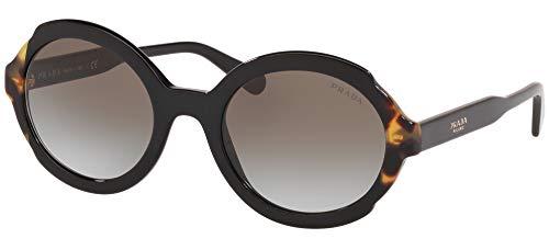 Prada Damen 0PR 17US Sonnenbrille, Negro, 53