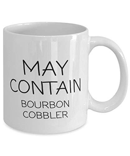 N\A aza de café de Whisky, Puede Contener Zapatero de Bourbon, Ideal para Amantes del Alcohol, mamás, papás, Hombres y Mujeres, Ideal para Oficina, hogar, Bar