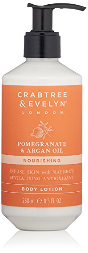 Crabtree & Evelyn Loción Para El Cuerpo Pomegranate/Argan oil 250 ml