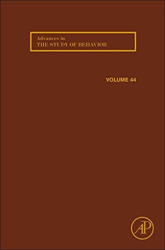 Advances in the Study of Behavior (Volume 44)