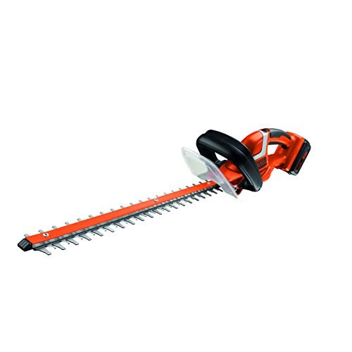 BLACK+DECKER Tagliasiepi, 36 V, al Litio