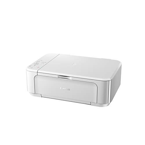 Impresora Multifuncional Canon PIXMA MG3650S Blanca Wifi de inyección de tinta