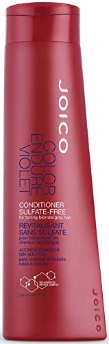 Joico Color Endure Violet Conditioner for Toning Blonde & Gray Hair, 10.1-Ounce