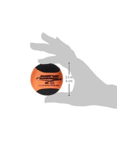 Wave Runner Water Runner Skipping Ball, Orange