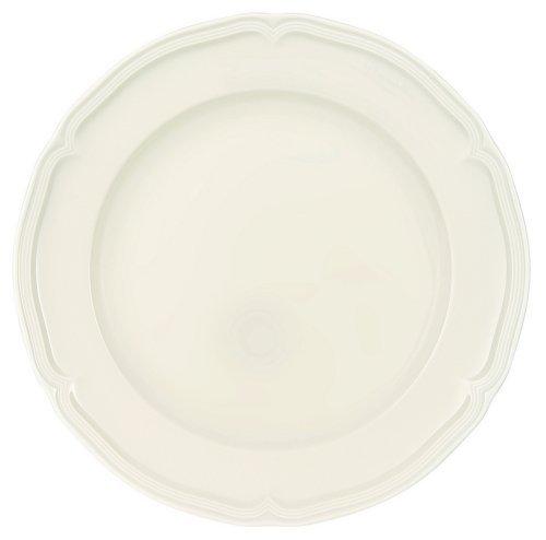 Villeroy & Boch Manoir Speiseteller, Premium Porzellan, 26 cm