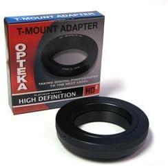Opteka T-Mount Lens Adapter for Panasonic El Paso Mall GH1 shipfree E G1 Pen Olympus