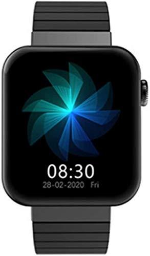 Monitor de frecuencia cardíaca, monitor de actividad, pantalla a color, reloj inteligente, rastreador de actividad física, IP67, resistente