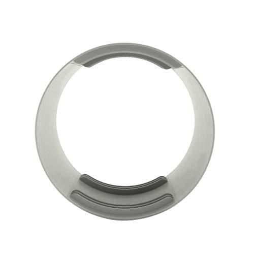 doublesmt 6 Inch Thread Portable A/C AC Air Conditioner Exhaust Hose Coupler/Coupling/Connector, Support Clockwise/Counter-clockwise Thread, AC Hose Coupler Coupling Extension