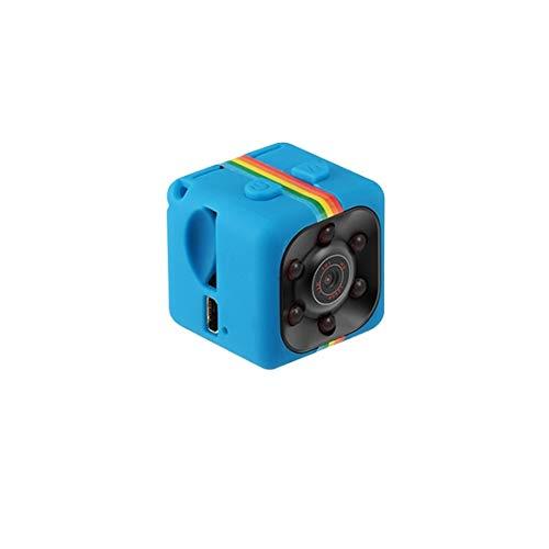 NANSHAN CAMERAACCESSORIES / SQ11 Mini DV HD 1080P 2MP Cámara de grabadora de Movimiento con Soporte, Soporte para detección de monitorización e infrarrojo de la visión Nocturna y Tarjetas TF
