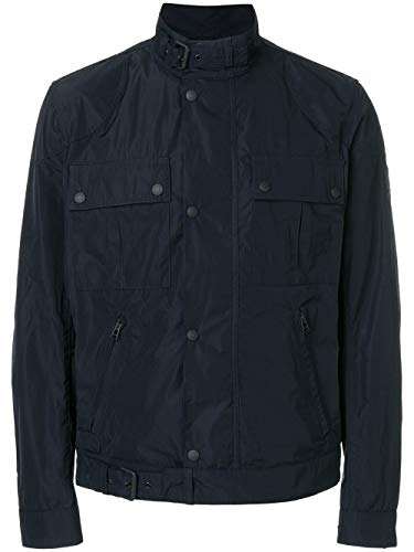 Belstaff Gangster Jacket Dark Ink-52