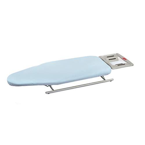 Ironing Boards Hotel moderno ligero de CDingQ, estante eléctrico resistente a las manchas de escritorio del metal del hierro, fácil almacenar grande ancho