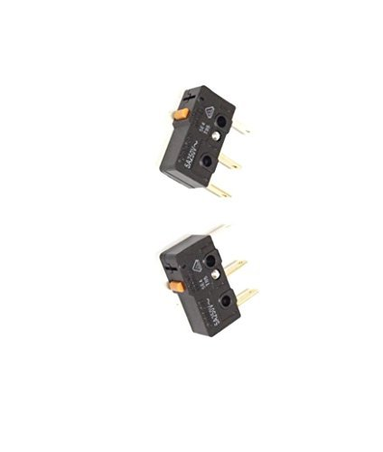 2 Pack Pool Valve Actuator Micro Switch Replacement for Pentair Compool CVA 24 Product Name