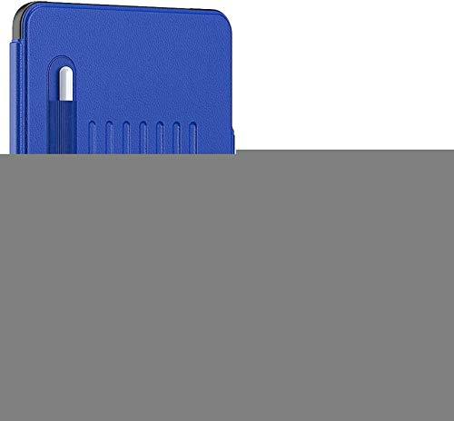 FANG para iPad Air 4 2020 De 10.9 Pulgadas (4.a Generación) - con Portalápices - Soporte Magnético De Múltiples Ángulos Y Cubierta para Dormir/Despertar [Soporte para Carga De Lápiz De Apple],Blue
