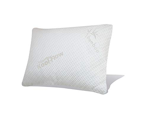 Snuggle-Pedic Ultra-Luxury Bamboo Memory Foam Pillow review