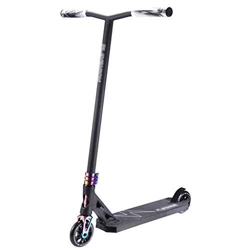 Scooters Profesionales para Adolescentes Y Adultos, Scooters Elegantes con Ruedas De 110 Mm, Los Mejores Scooters De Acrobacias para Las Habilidades De BMX Freestyle