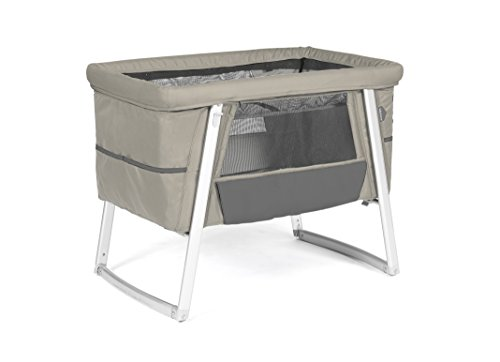 Babyhome Air Sand - Mini cuna, color Arena