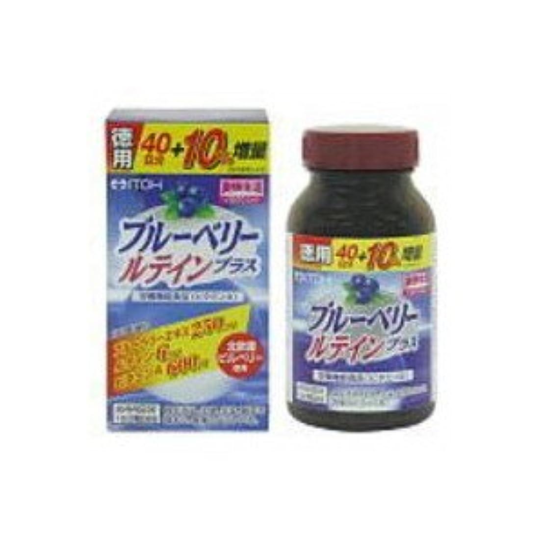 報いる疑問を超えてベジタリアン井藤漢方製薬 ブルーベリールテインプラス徳用132粒×10個