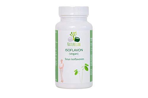 NaturElan - Isoflavone con estratto di soia - 90 capsule.