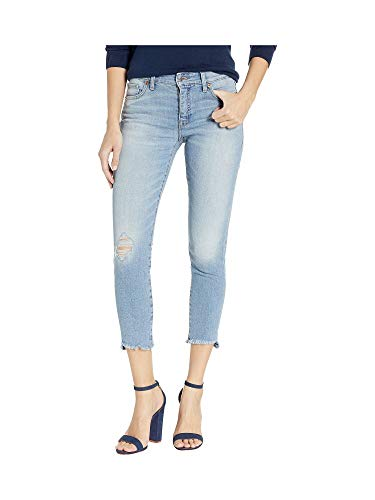 Lucky Brand Damen Mid Rise AVA Skinny Ankle Jeans, Tybee, 27W x 26L