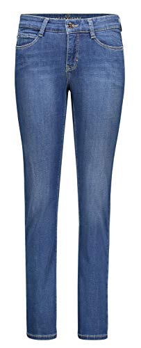 MAC Dream Damen Jeans Hose 0355l540190 D569, Größe:W40/L30, Farbe:D569