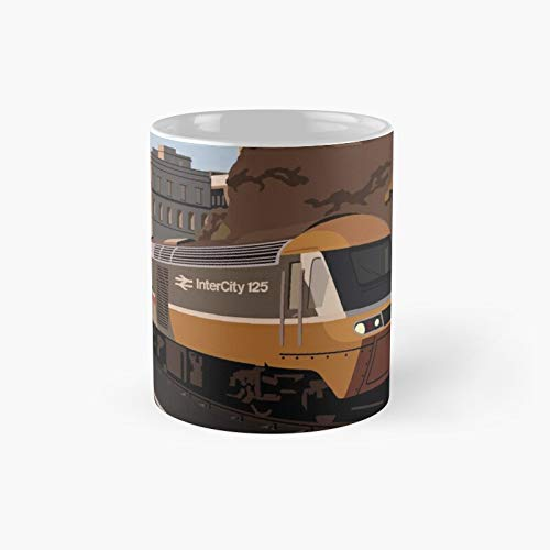 Waverley Wave-off Classic Mug Best Gift Funny Coffee Mugs 11 Oz