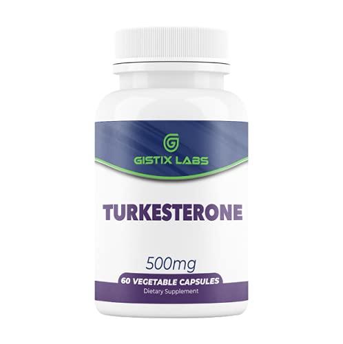 Gistix Labs Turkesterone (60 Servings)