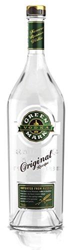 Green Mark Vodka, 70 cl