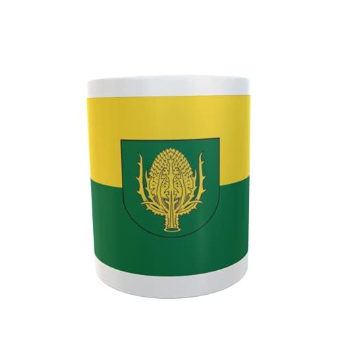 U24 Tasse Kaffeebecher Mug Cup Flagge Baienfurt