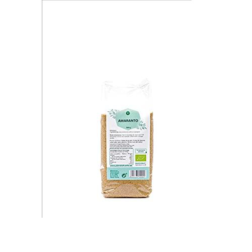 Amaranto orgánico MeaVita, 1 paquete (1 x 500g)