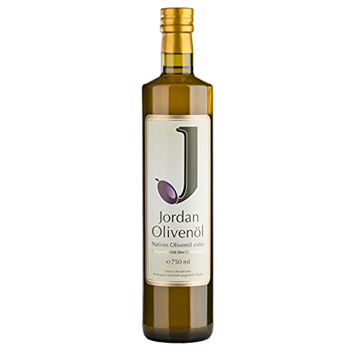 Jordan Olivenöl -   - Flasche 0,75