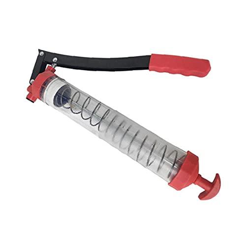 YepYes Manual de Grasa Herramienta neumática de Alta presión de 600 CC del engrasador acción de Palanca para el Cartucho de engrase del Coche de llenado