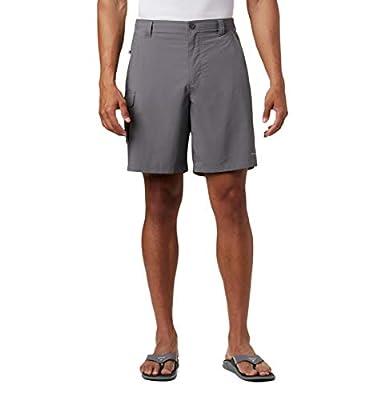 Columbia Men's Bahama Short, City Grey, Large x 8