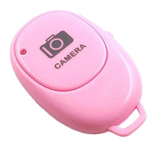 Bolange Controlador Lindo Moda Mini Bluetooth Controlador Remoto Bluetoothremotecontroller Cámara Teléfono Mini Bluetooth Remoto Selfie Stick Obturador