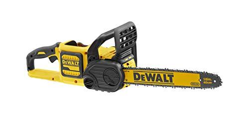 Dewalt Akku Kettensäge DCM575N (54V, bürstenlos, ohne Akku und Ladegerät – Ideal für Holz- & Gartenarbeiten – 40 cm Schwertlänge)