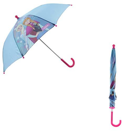 Paraplu Disney ijskoningin blauw - Frozen regenbescherming kinderen - 742