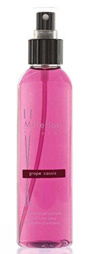 Millefiori Milano Spray Profumato per Ambiente, Grape Cassis, 150 ml