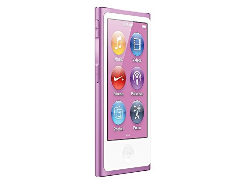 Apple iPod Nano 16GB Inklusive AppleCare Protection Plan Garantieverlängerung (Violett)