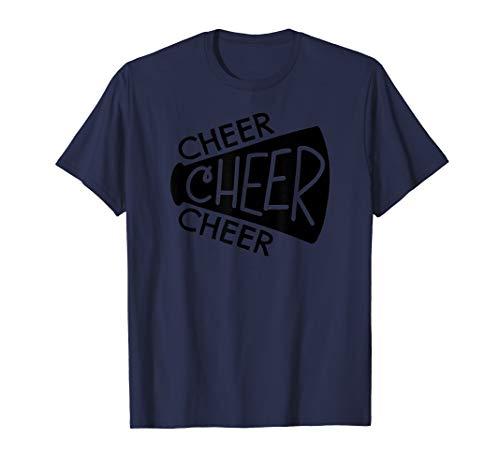 Cheer Cheer Cheer Spirit Wear T-Shirt