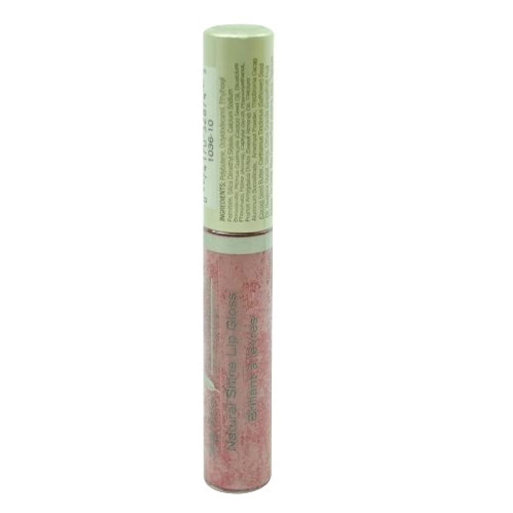 ディーラー年虚弱SALLY HANSEN NATURAL BEAUTY NATURAL SHINE LIP GLOSS #1036-10 PRETTY PINK