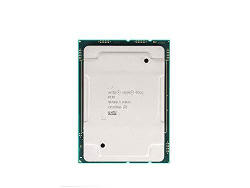 Intel Procesador Xeon 6230 2,1 GHz 24,75 MB - Procesadores (Intel Xeon Gold, 2,1 GHz, LGA 3647, servidor/estación de trabajo, 14 nm, 64 bits) (Reacondicionado)